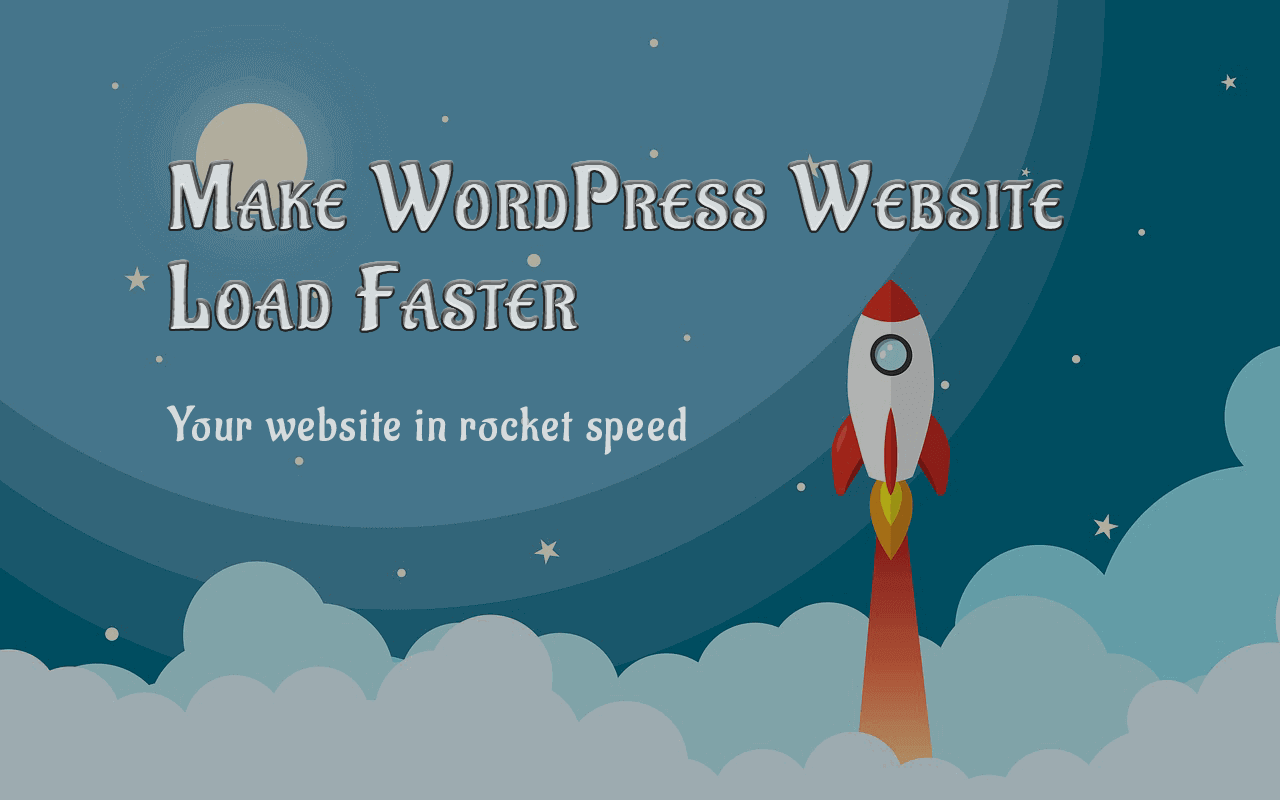5 Tips To Make Your WordPress Website Load Faster